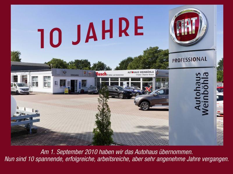 10 Jahre Autohaus Weinböhla, Stephan Busch