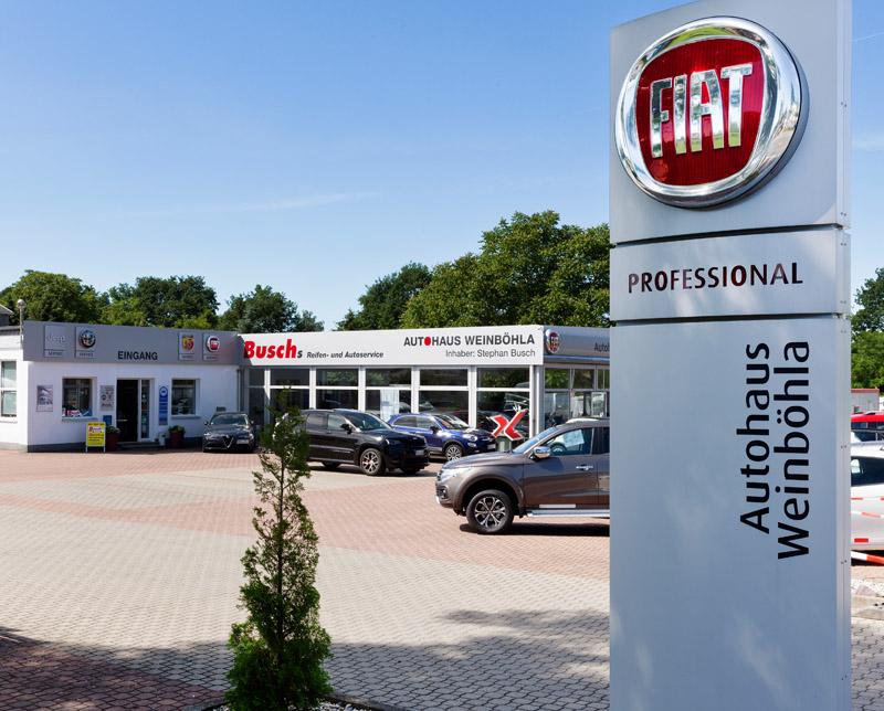 Autohaus Weinböhla